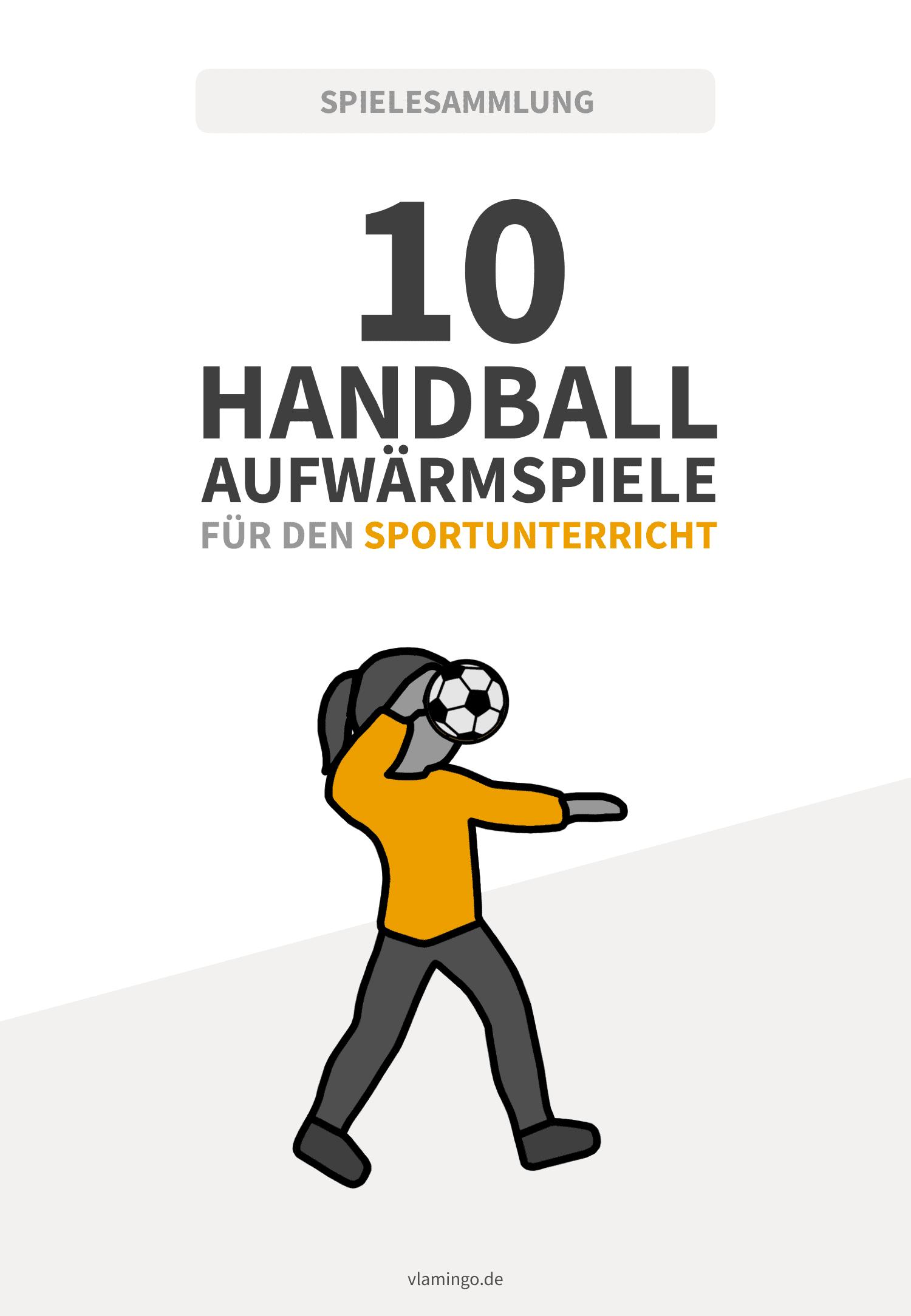 Handball - Aufwärmspiele