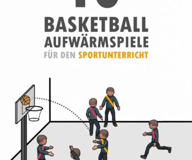 10 Basketball Aufwärmspiele für den Sportunterricht