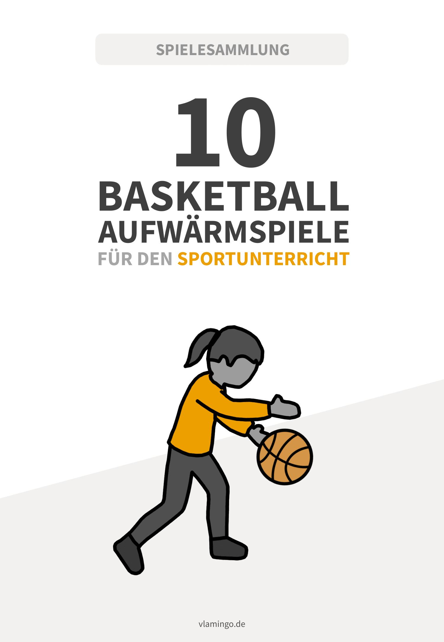 Basketball - Aufwärmspiele