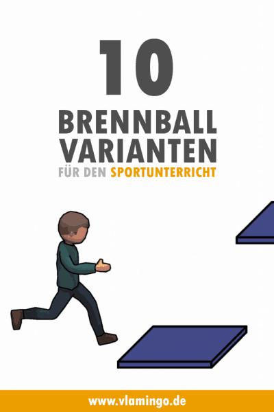 10 Brennballvarianten für den Sportunterricht
