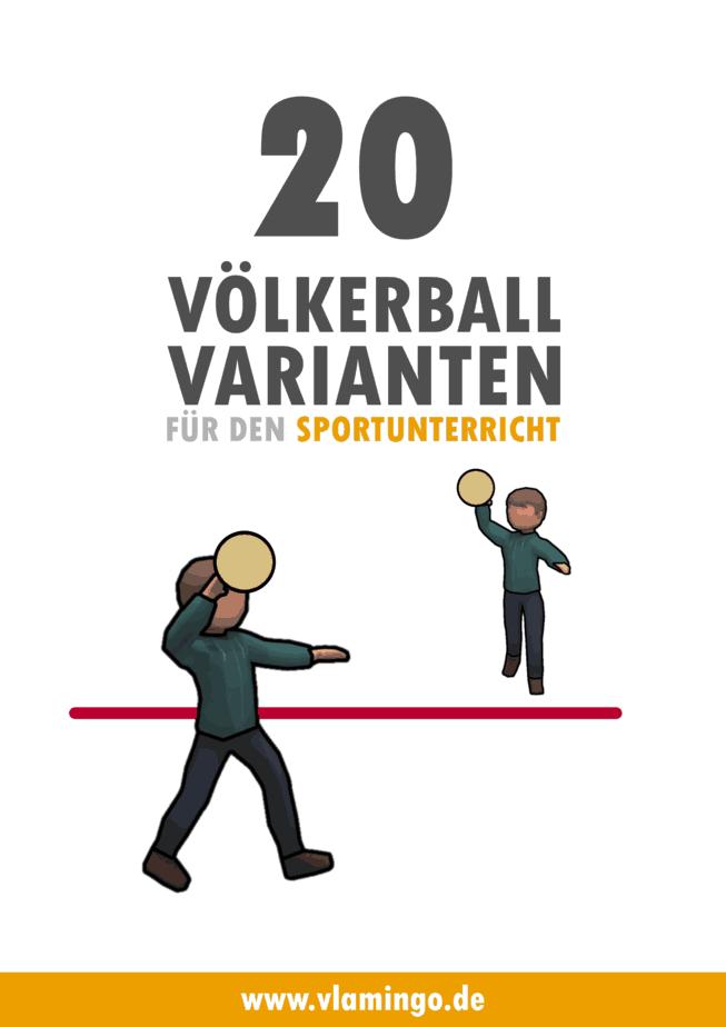 20 Völkerballvarianten für den Sportunterricht