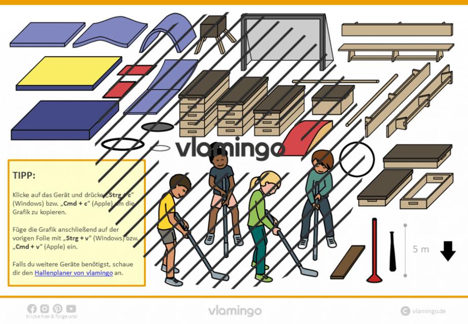Minigolf-Bahneditor Vorschaubild