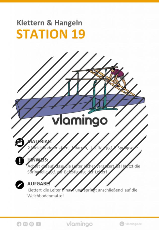 Station 19 - Klettern