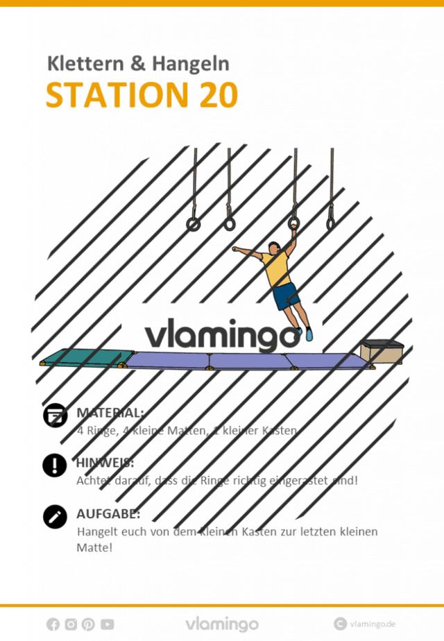 Station 20 - Klettern