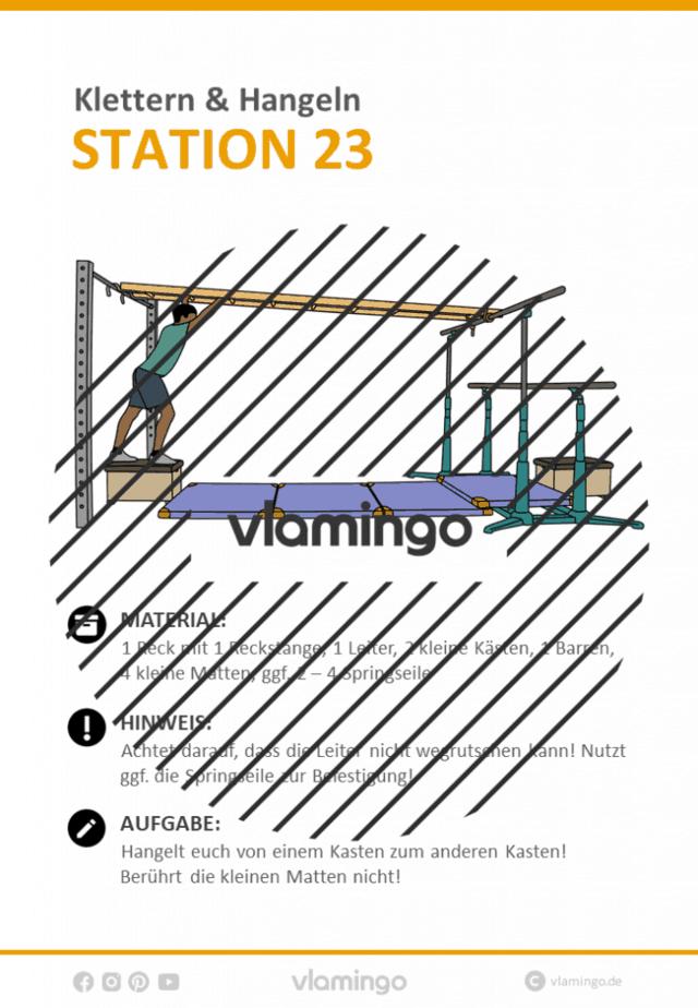 Station 23 - Klettern