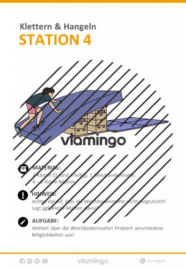 Station 4 - Klettern