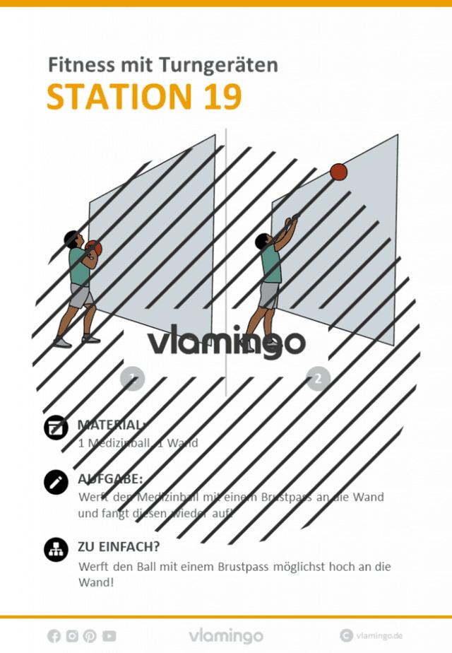 Station 19 - Functional Fitness im Sportunterricht