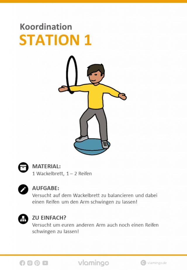 Koordination - Übung 1
