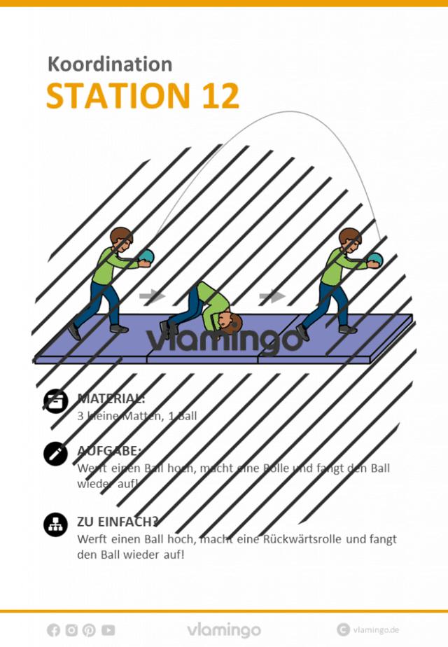 Koordination - Übung 12