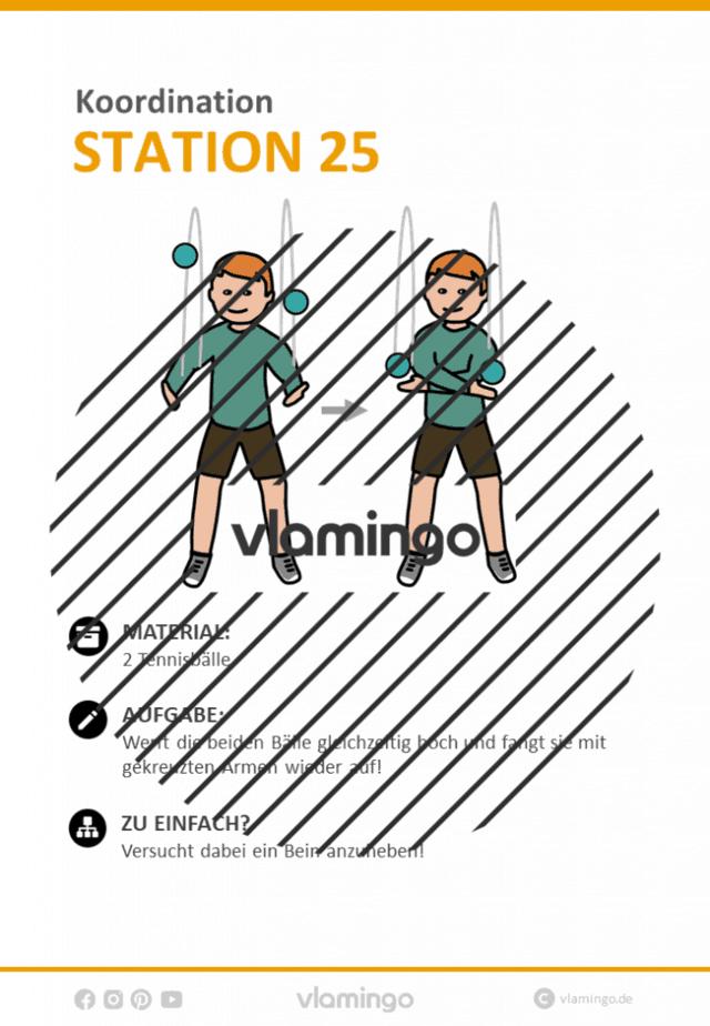 Koordination - Übung 25