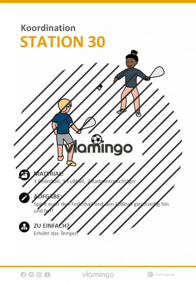 Koordination - Übung 30