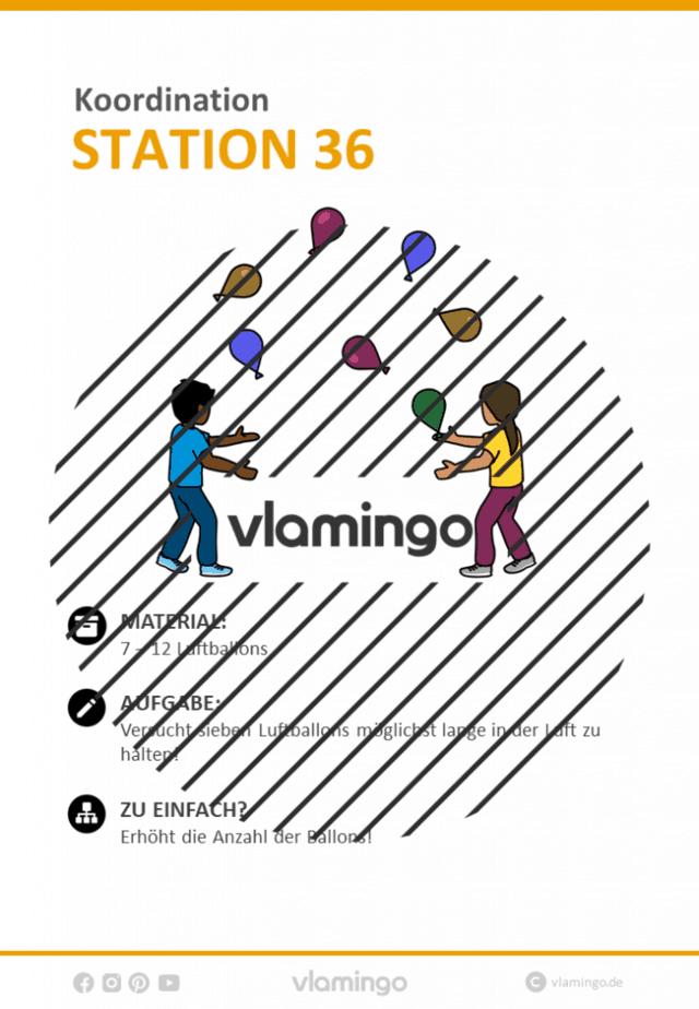 Koordination - Übung 36