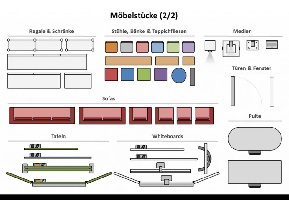 Sitzplaner 2.0 - Ausstattung 2 von 2