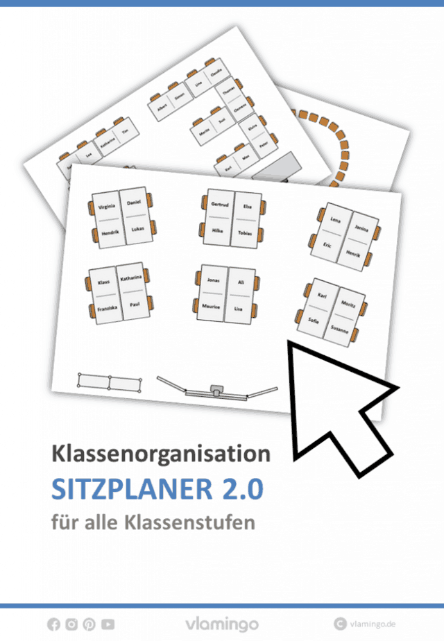 Sitzplaner 2.0 - Einfach und schnell einen Sitzplan erstellen