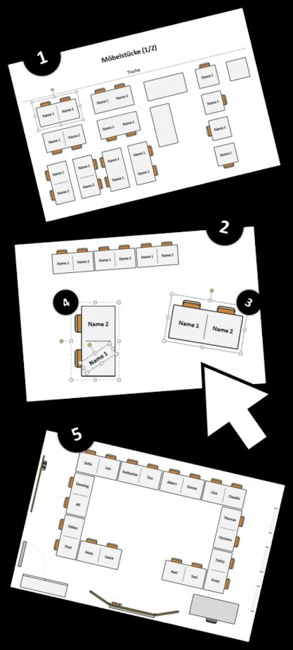 Sitzplaner 2.0 - Anleitung