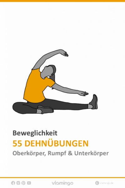 Beweglichkeit - 55 Dehnübungen
