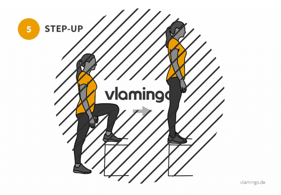 Übung 5 - Step-Up