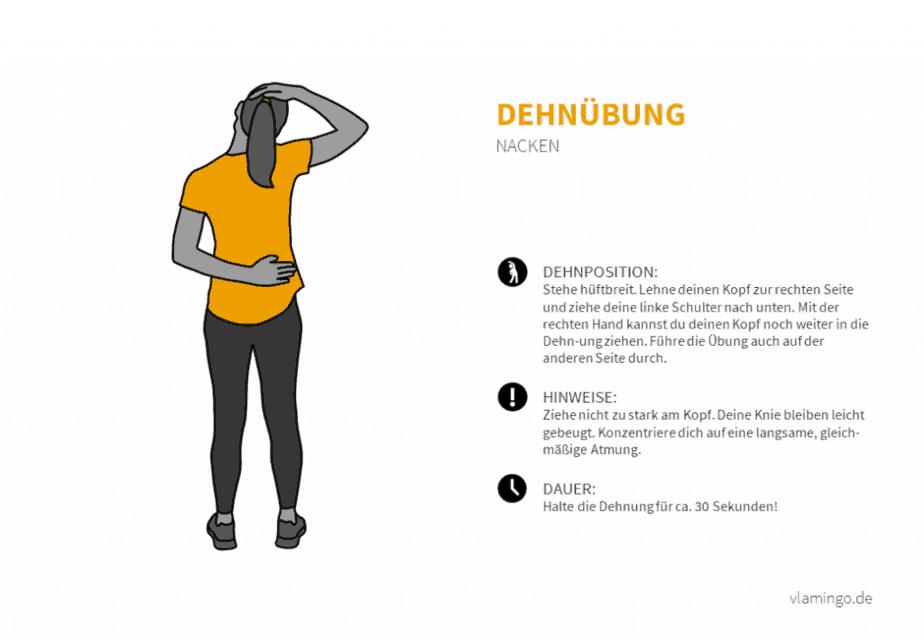 Dehnübung 006 - Schultern