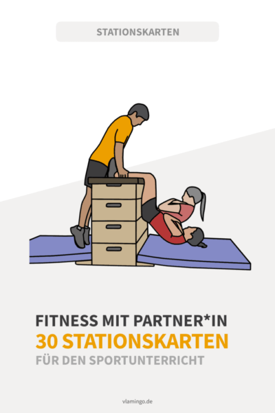 Fitness mit Partner*in