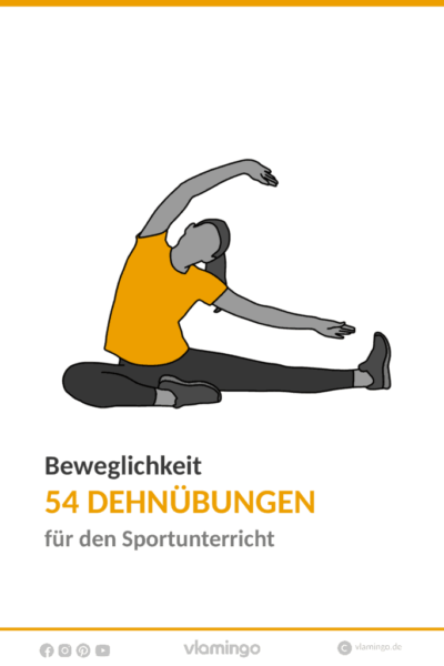 Beweglichkeit - 54 Dehnübungen