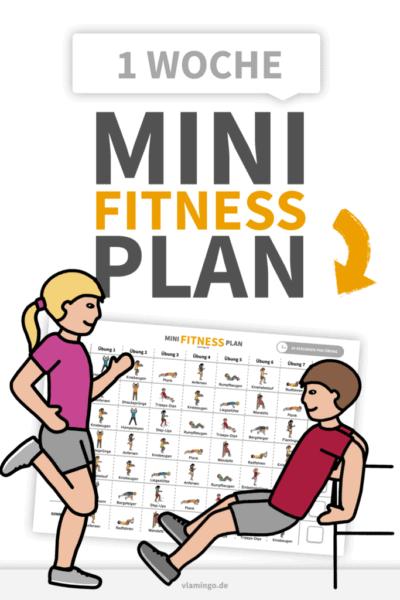 Mini-Fitness-Plan