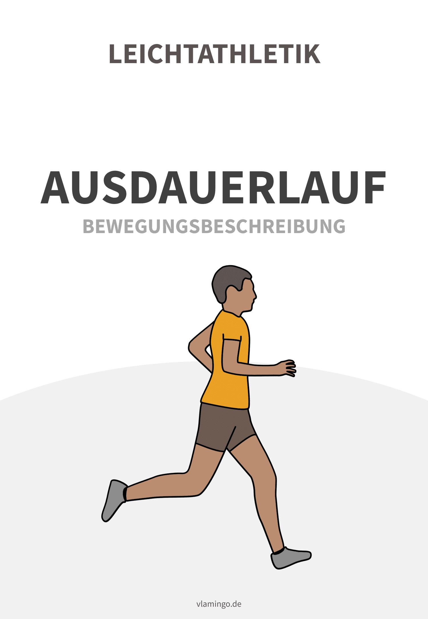 Leichtathletik - Ausdauerlauf
