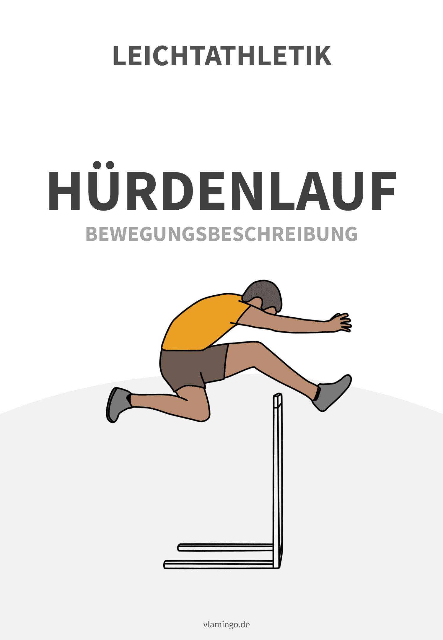 Leichtathletik - Hürdenlauf