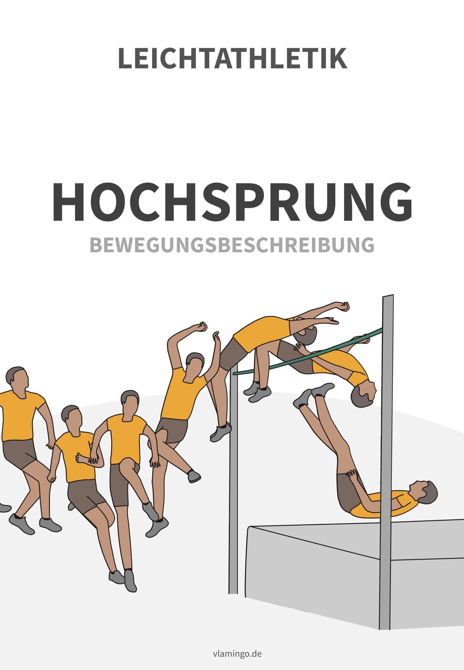 Leichtathletik - Hochsprung