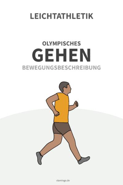 Leichtathletik - Olympisches Gehen