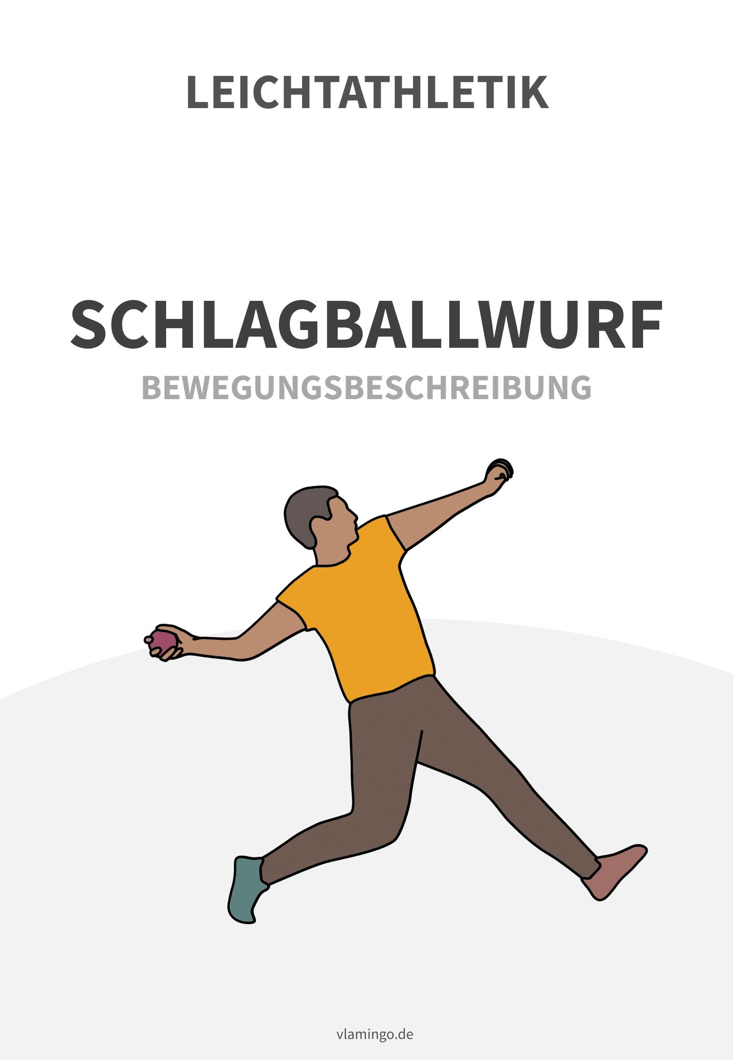 Leichtathletik - Schlagballwurf