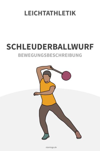Leichtathletik - Schleuderballwurf