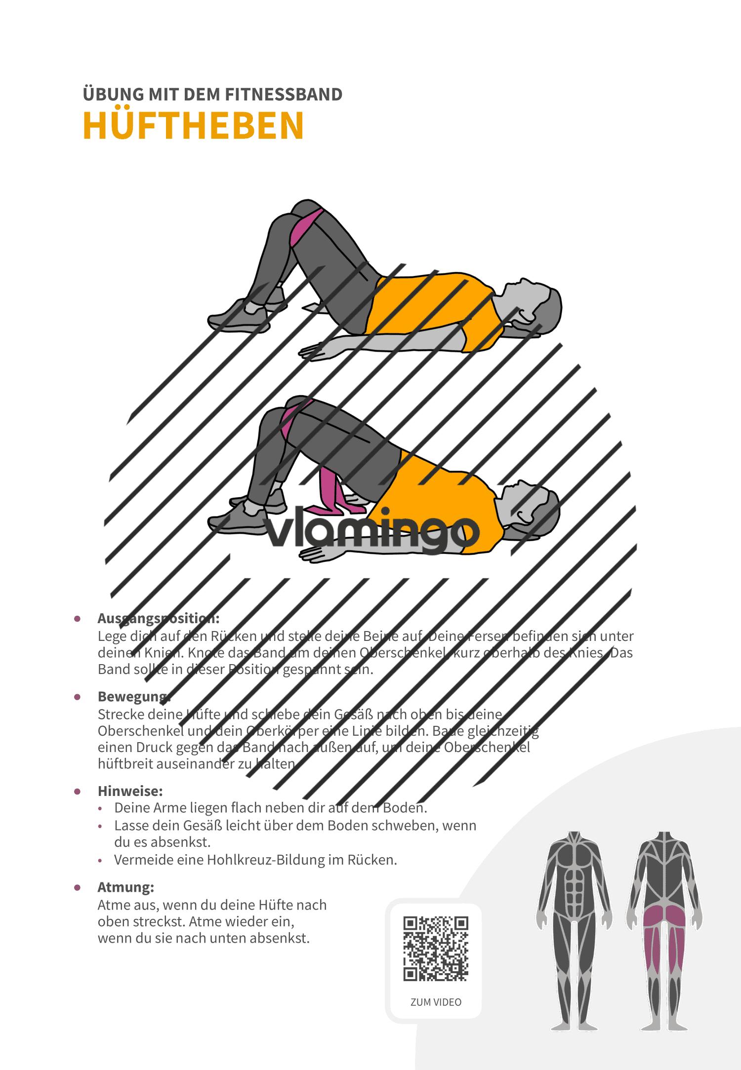 Fitnessband - Übung-10