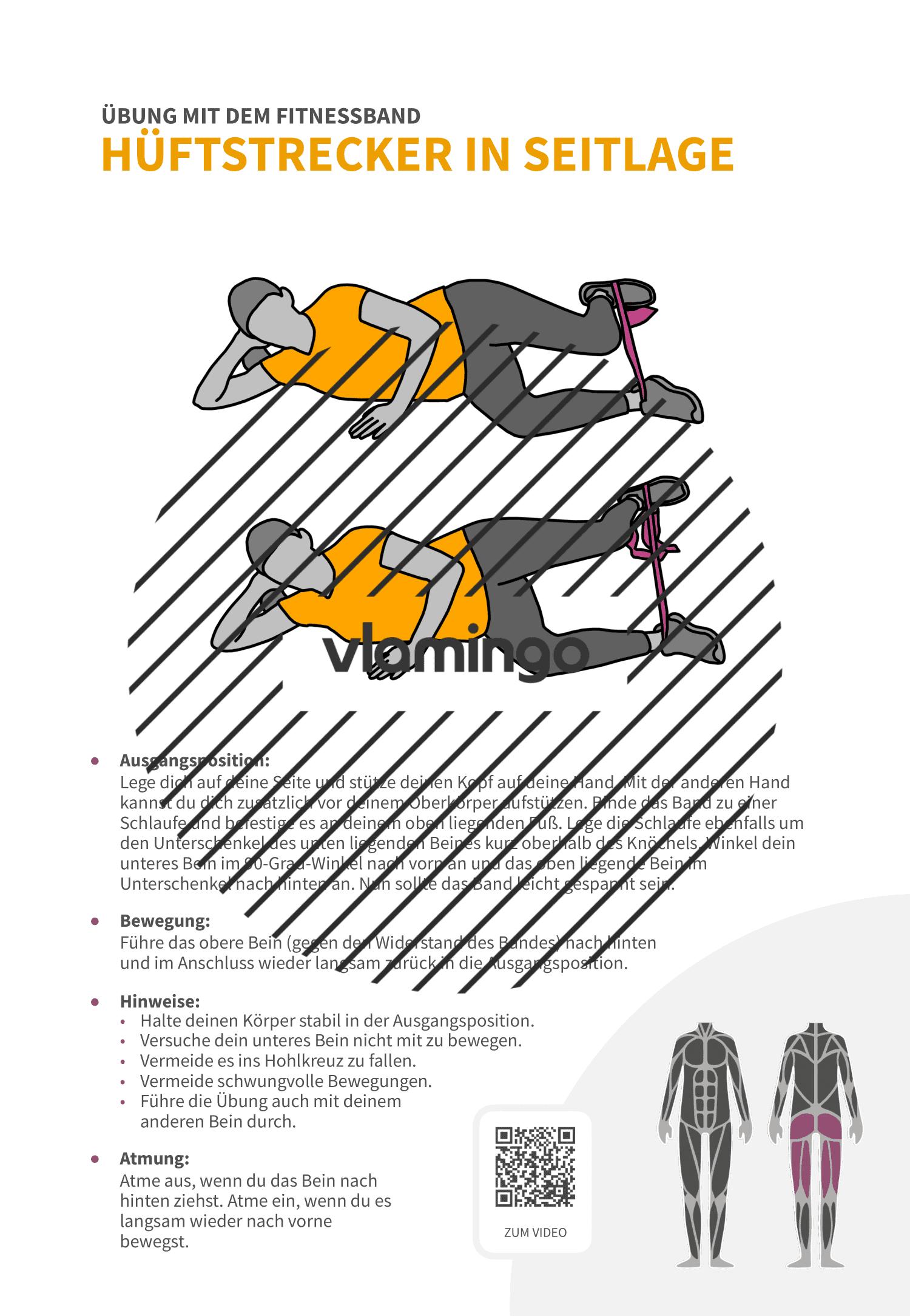 Fitnessband - Übung-12