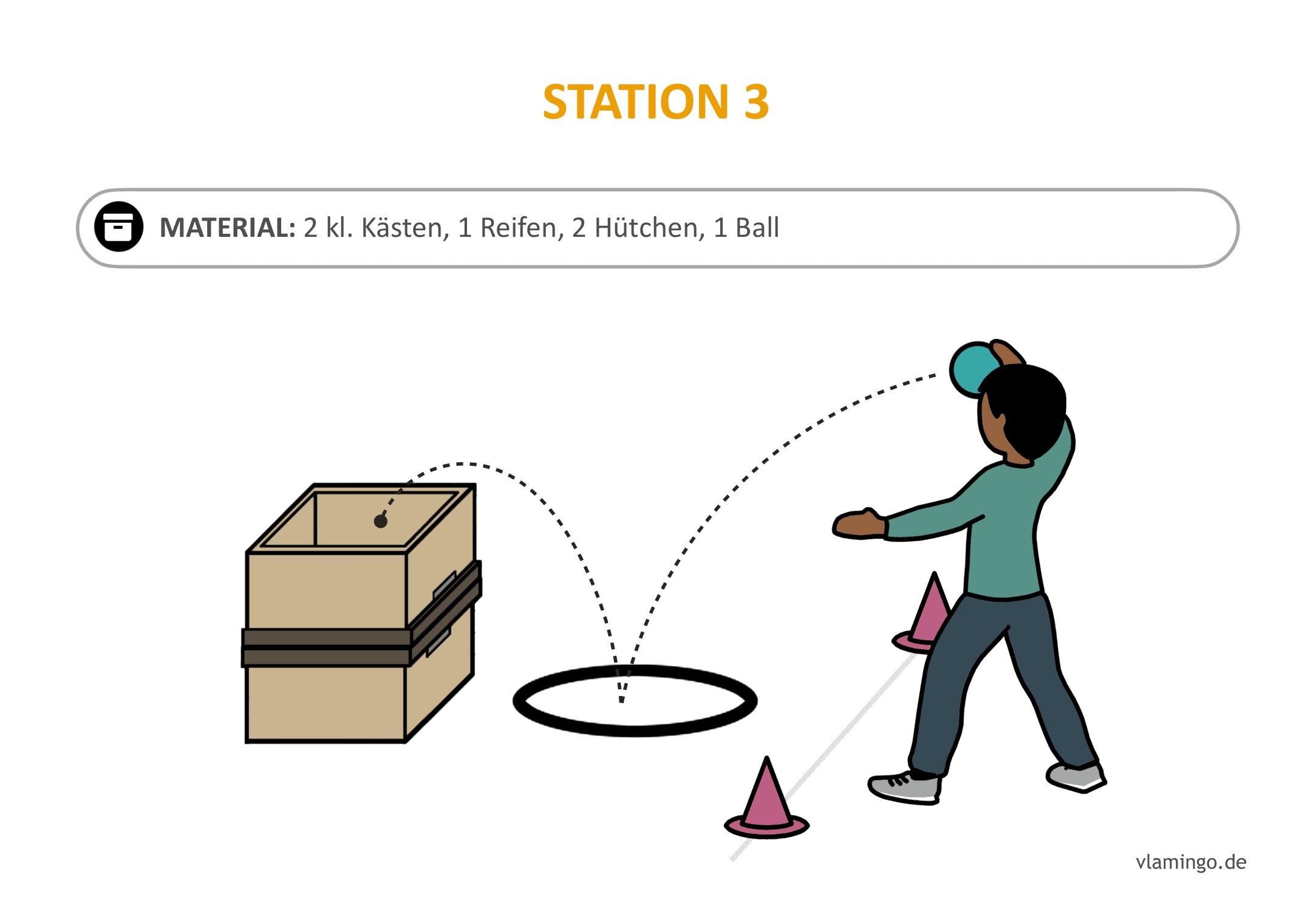 Handballgolf - Station-03