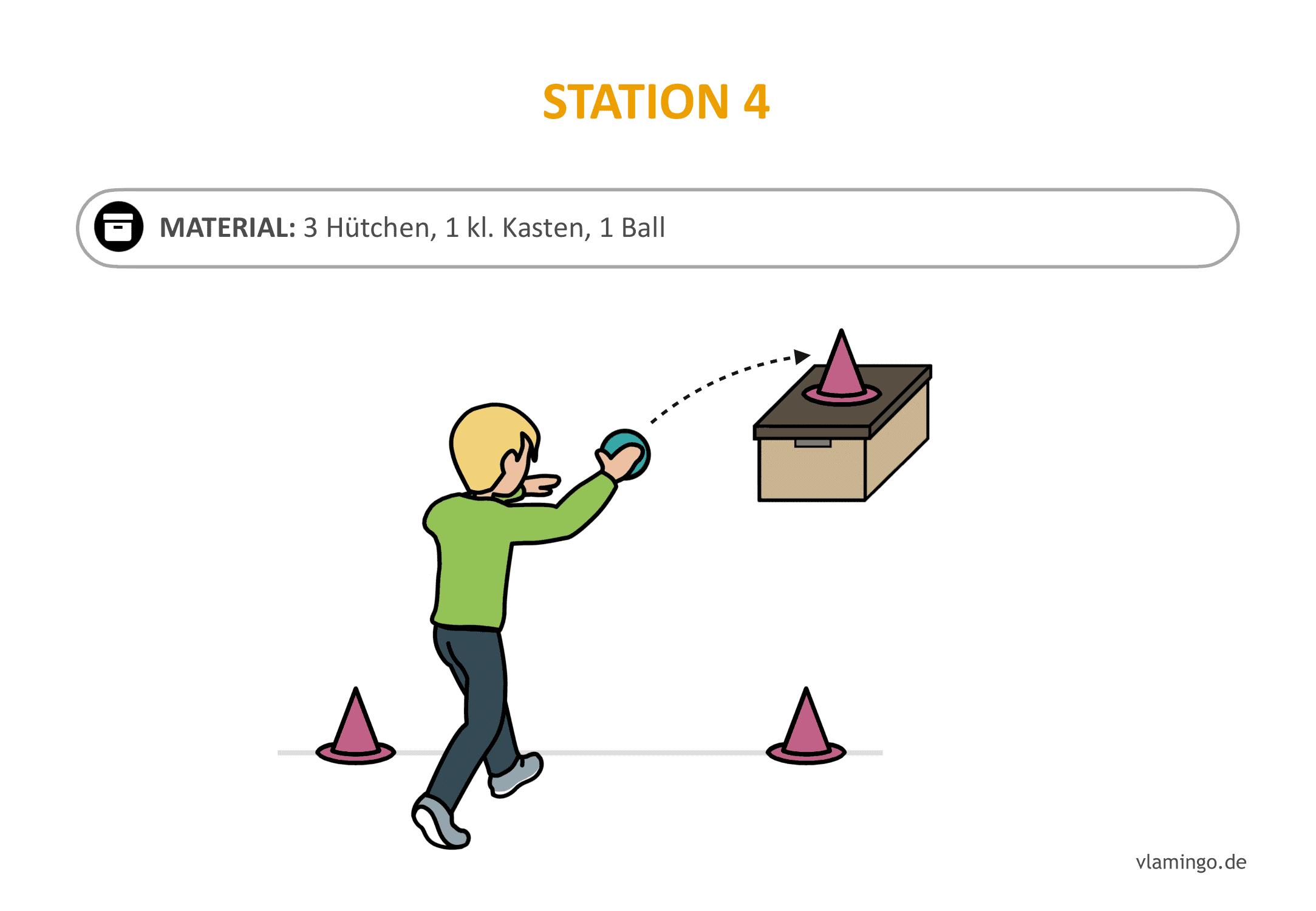 Handballgolf - Station-04