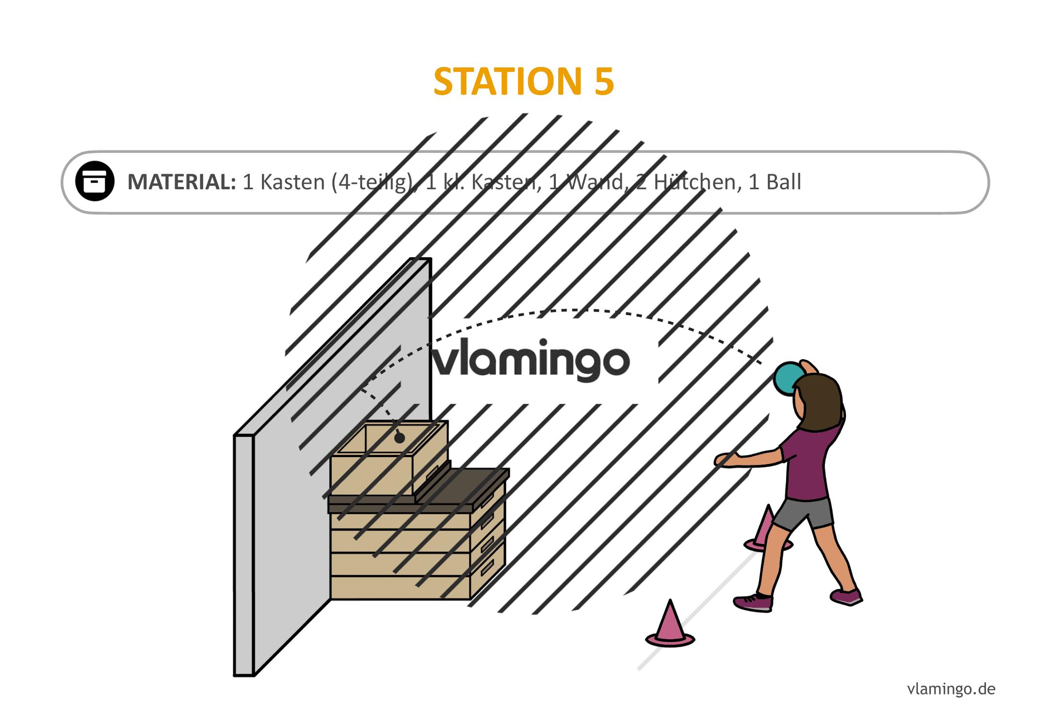 Handballgolf - Station-05