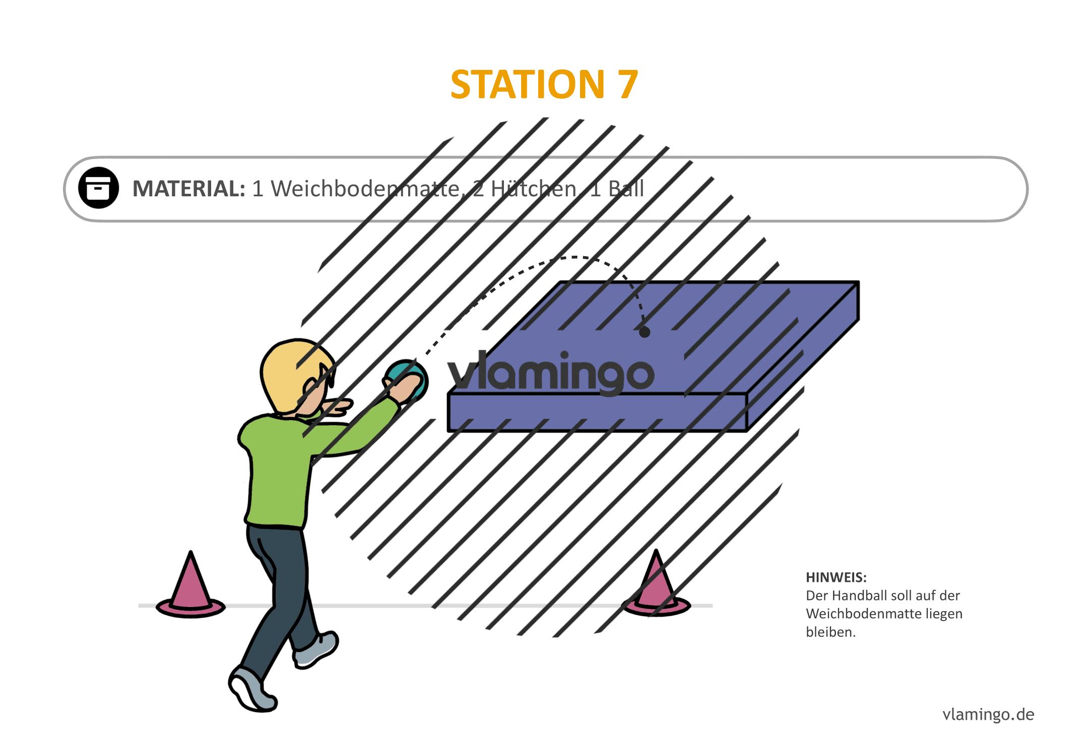 Handballgolf - Station-07