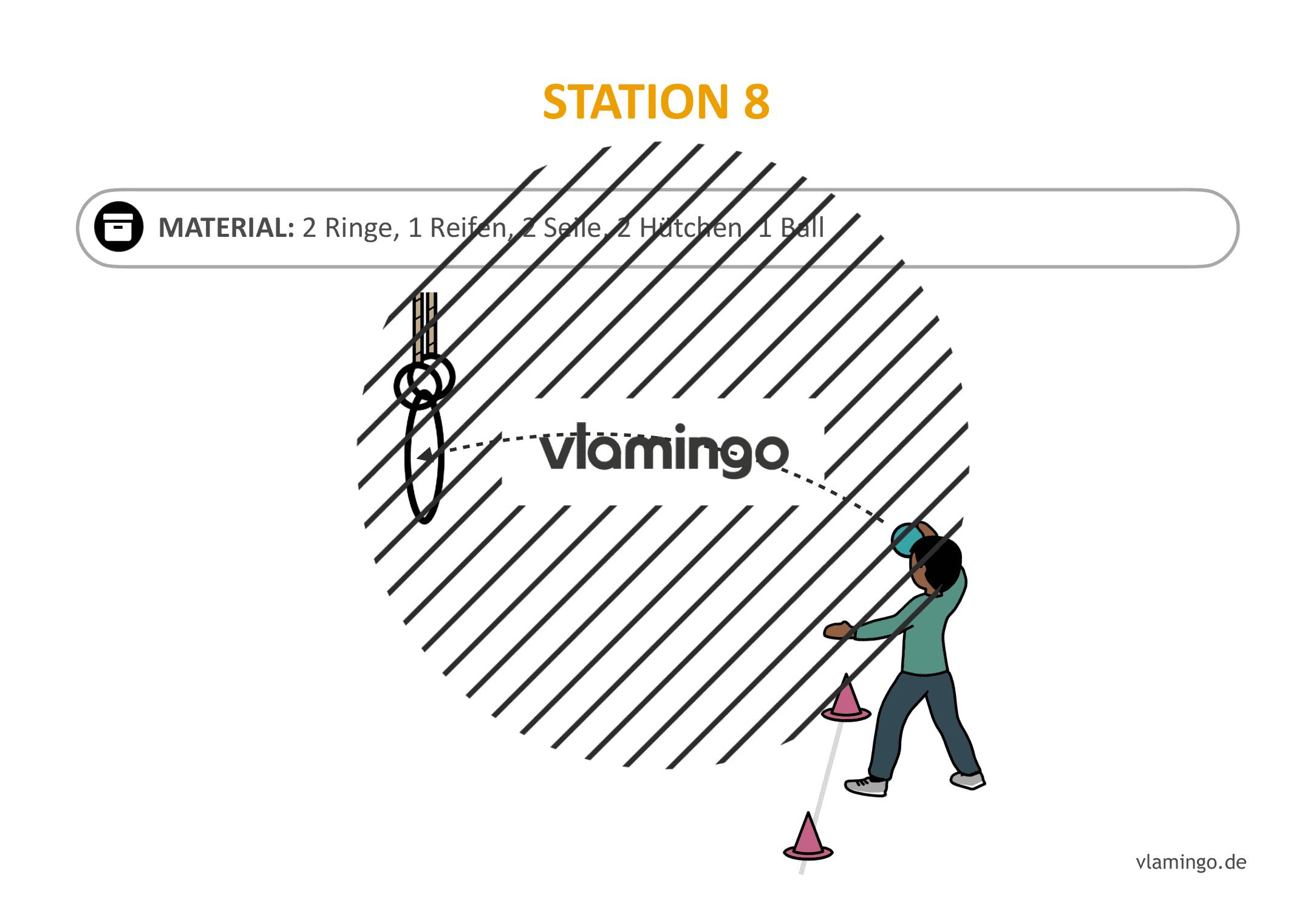 Handballgolf - Station-08