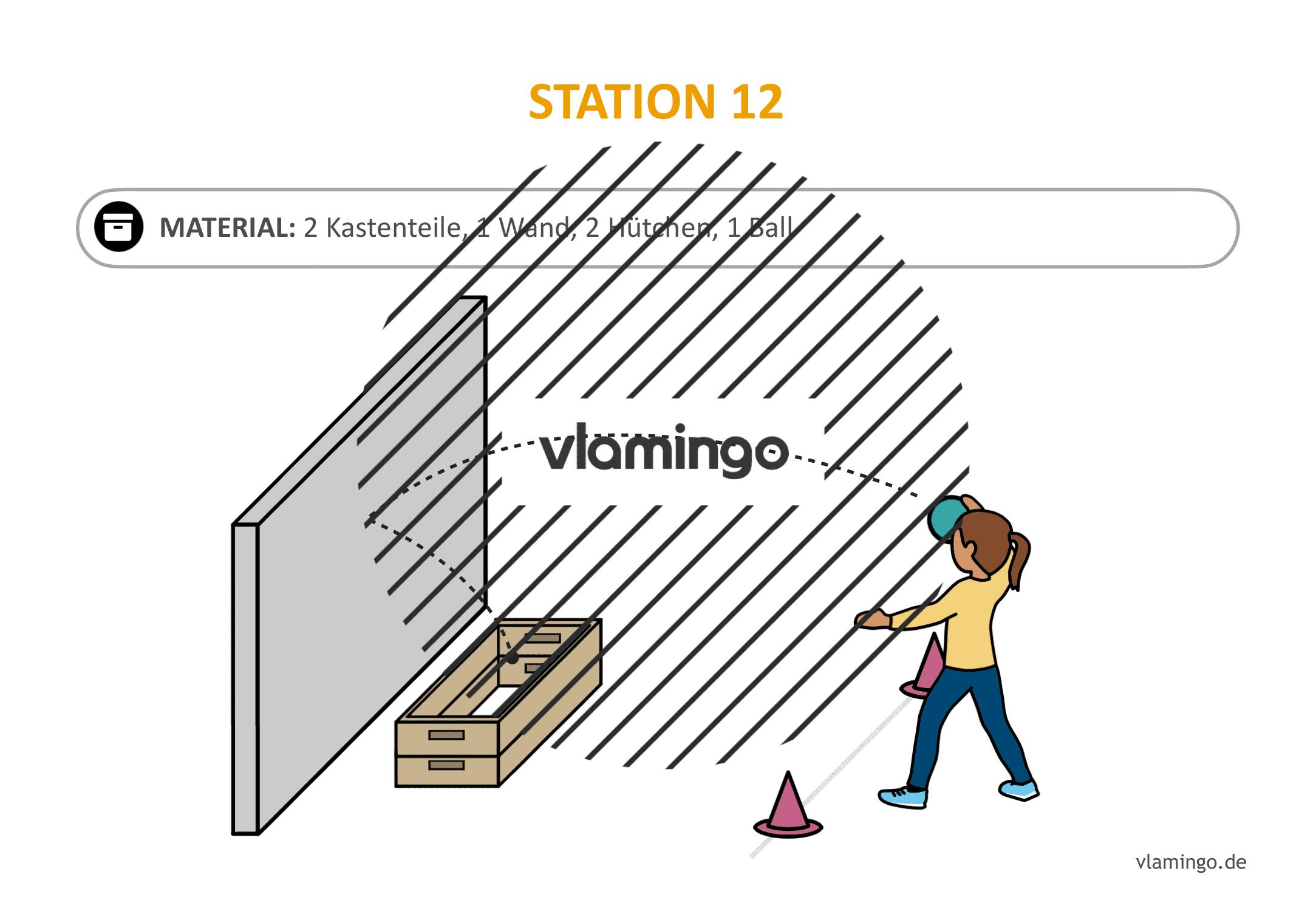 Handballgolf - Station-12