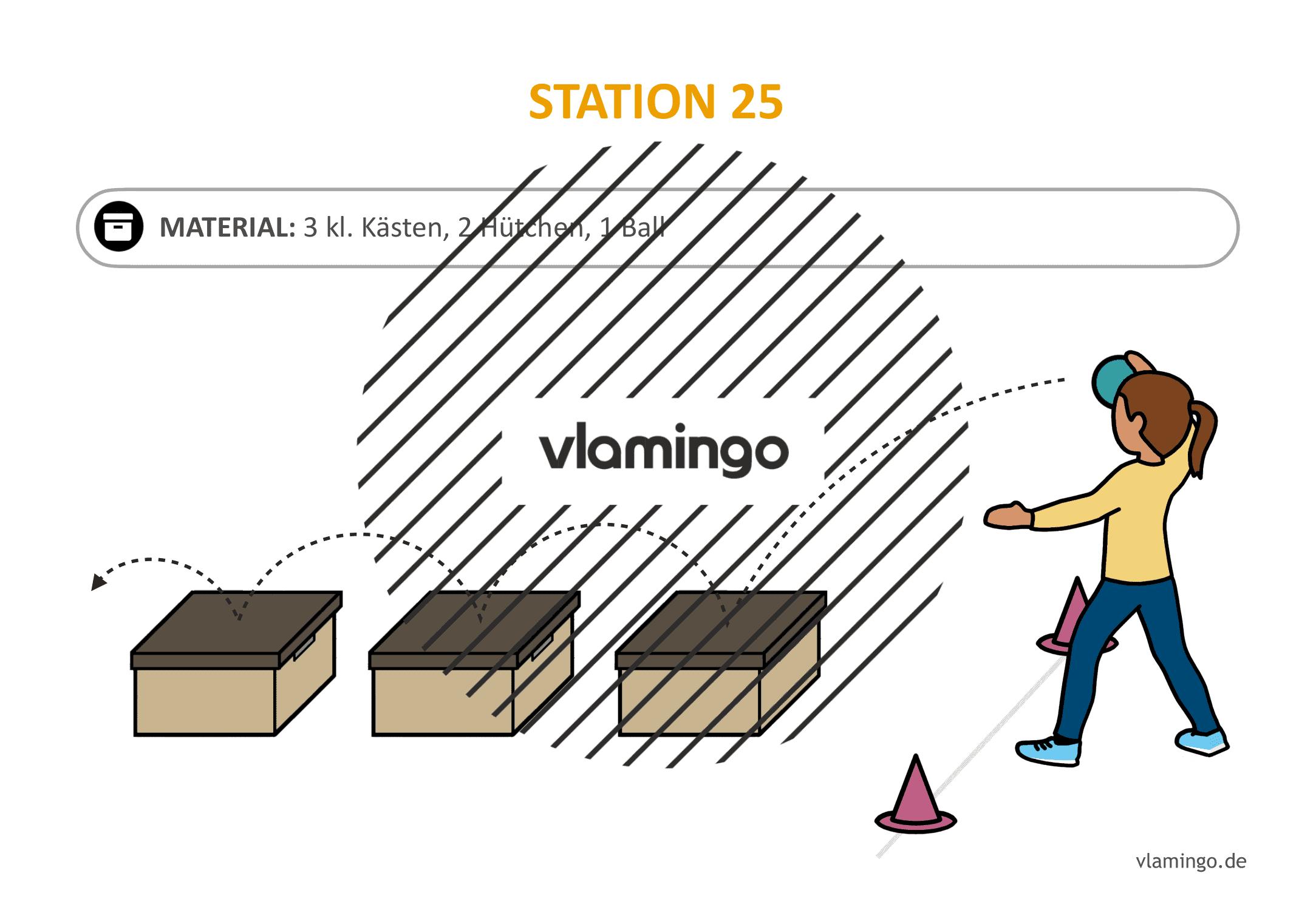 Handballgolf - Station-25