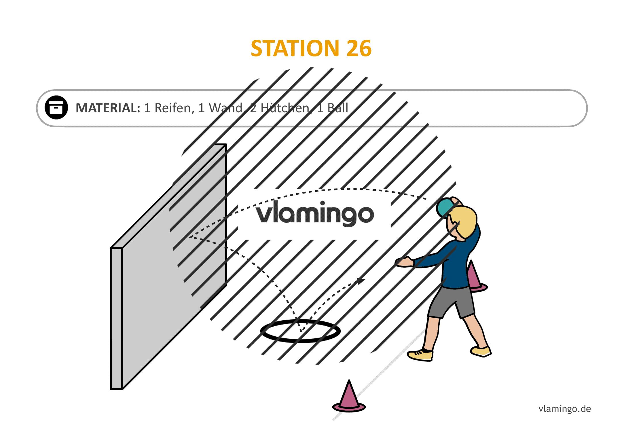 Handballgolf - Station-26