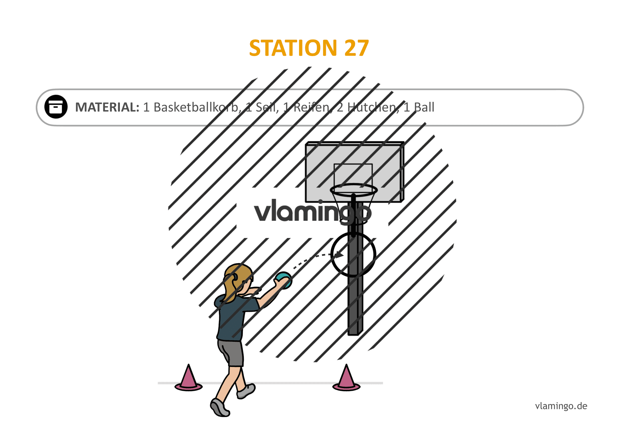 Handballgolf - Station-27