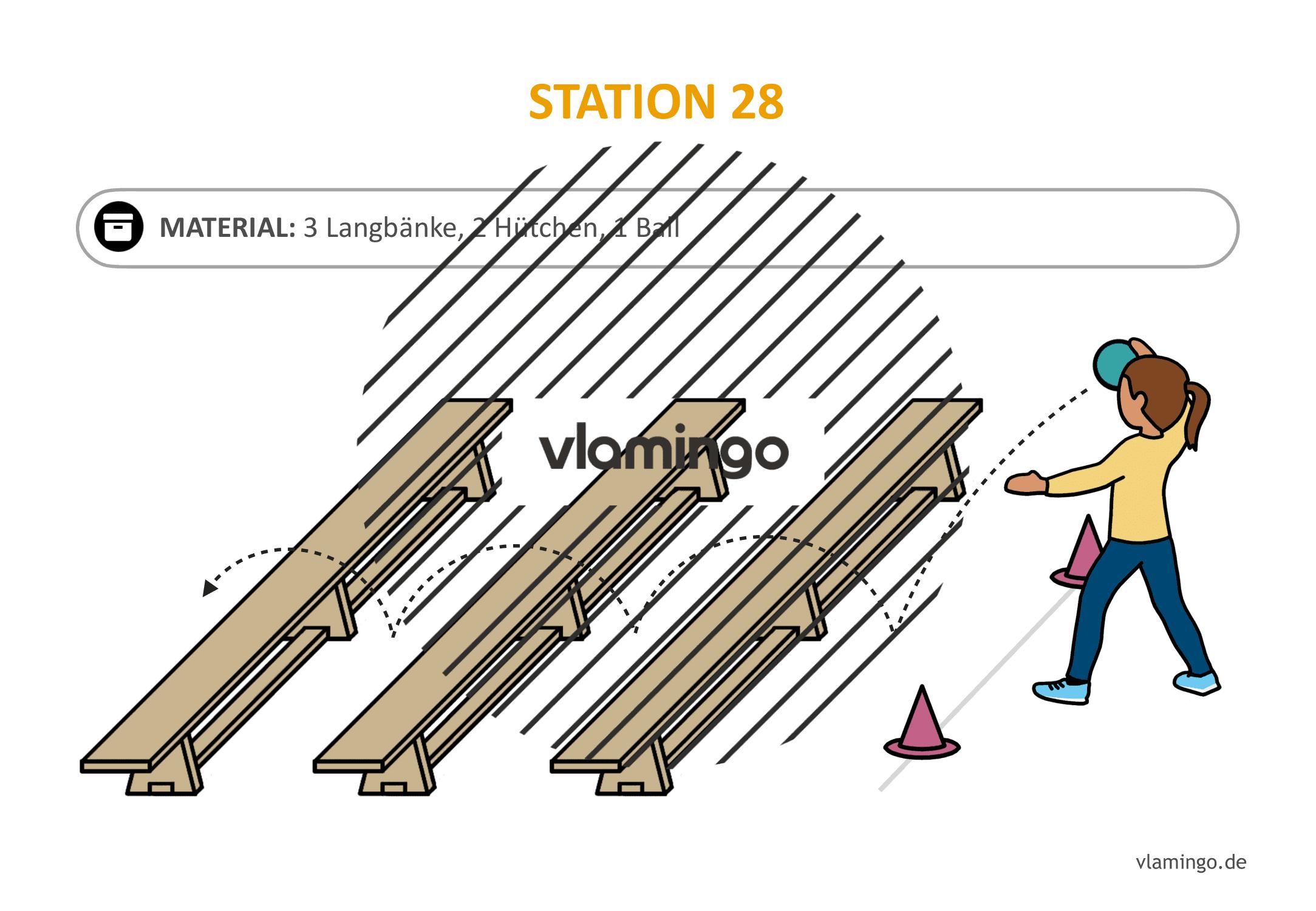 Handballgolf - Station-28