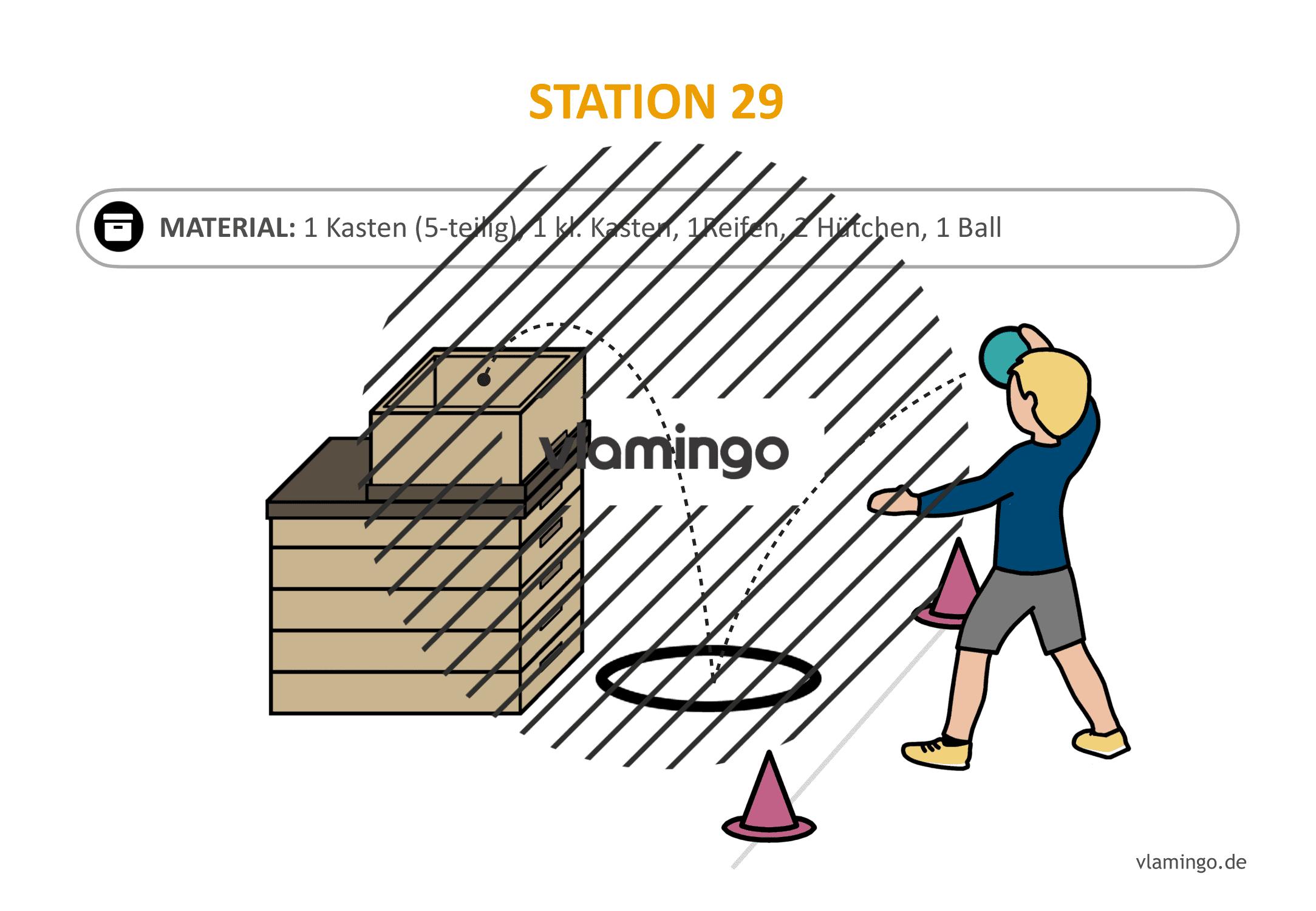 Handballgolf - Station-29