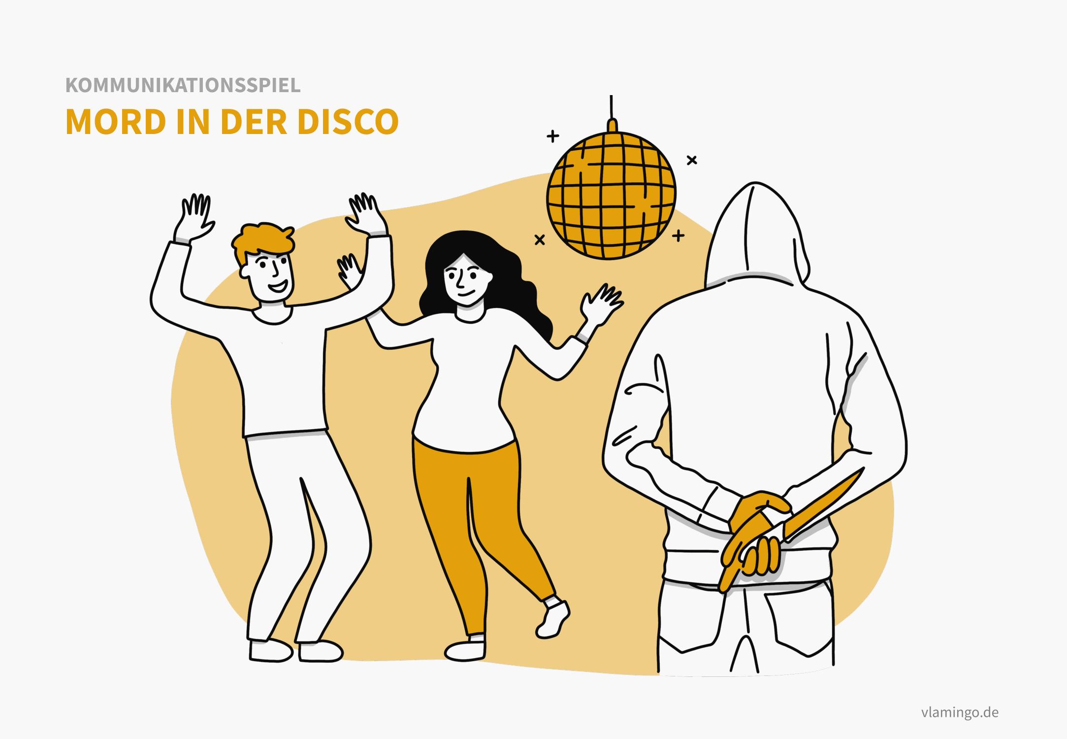 Spiel: Mord in der Disco