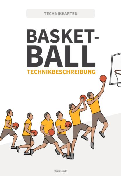 Basketball - Technikkarten
