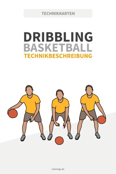 Dribbling im Basketball