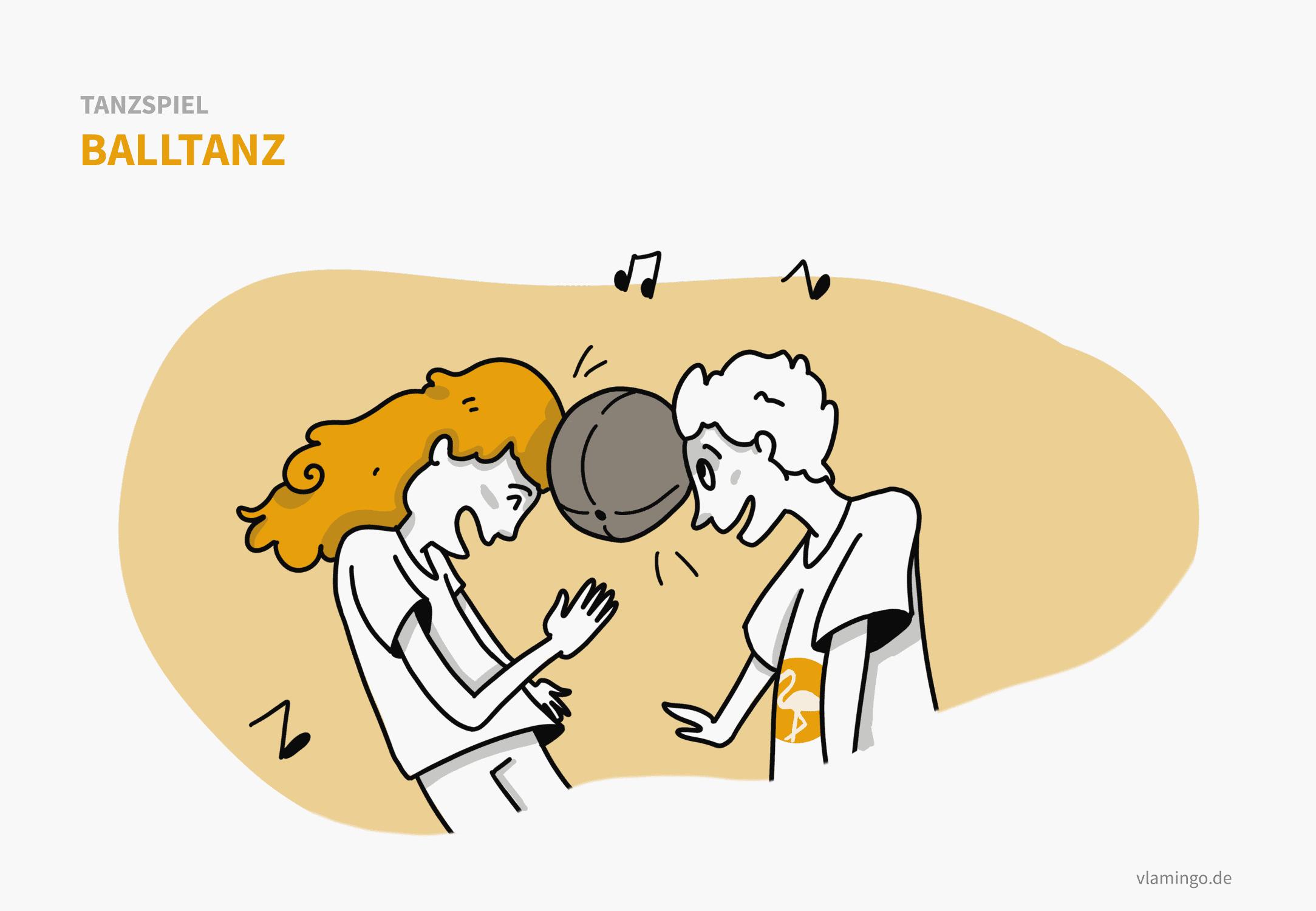 Tanzspiel - Balltanz
