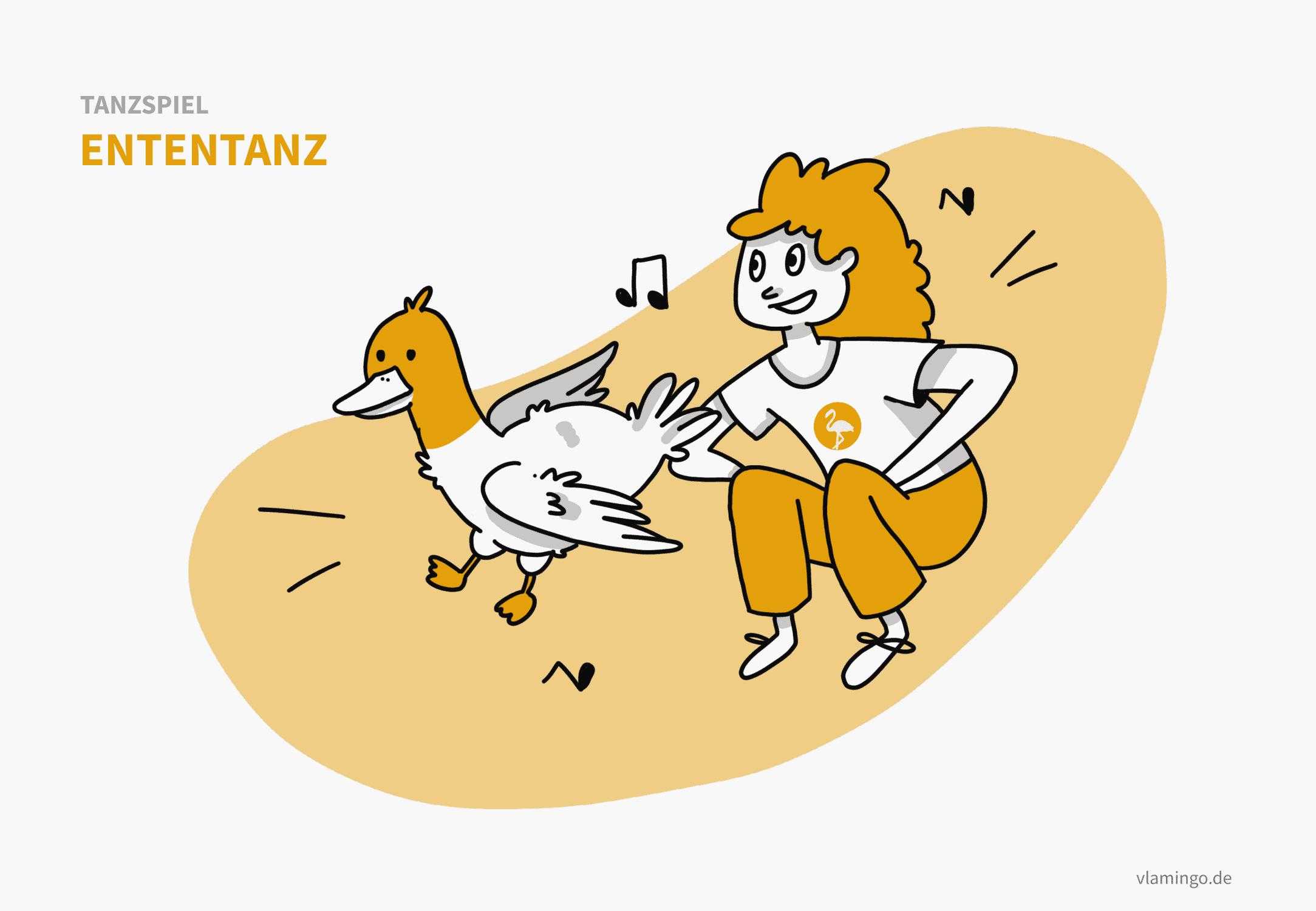 Tanzspiel - Ententanz