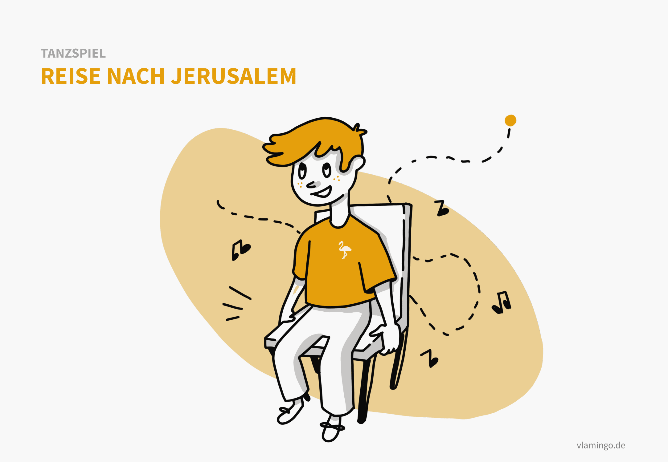 Tanzspiel - Reise nach Jerusalem